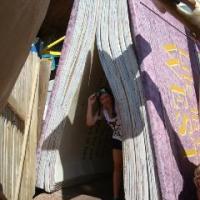 Parque Disney- Thais minha filha dentro do livro...
